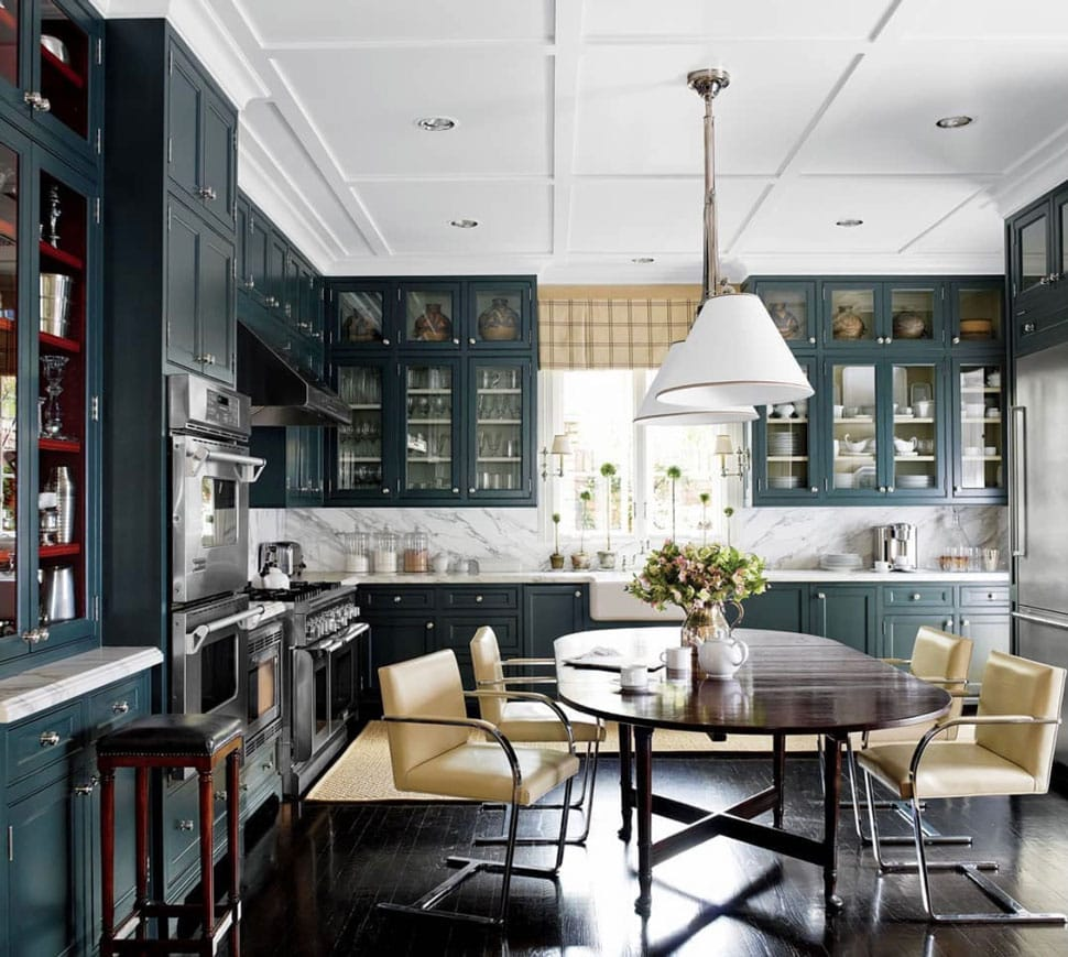 Beautiful kitchen referenced in the Atlas Concorde USA blog from J Randall Powers