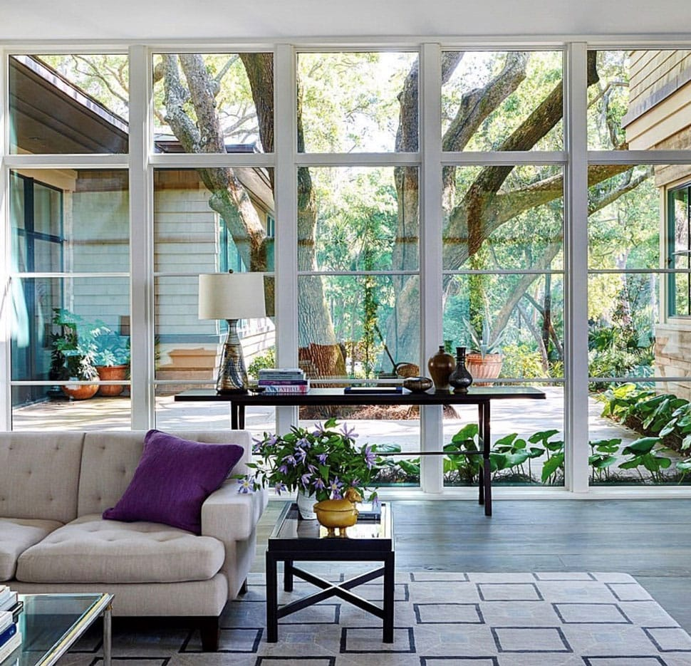 Beautiful home image reference in the Atlas Concorde USA blog from Luxe Magazine