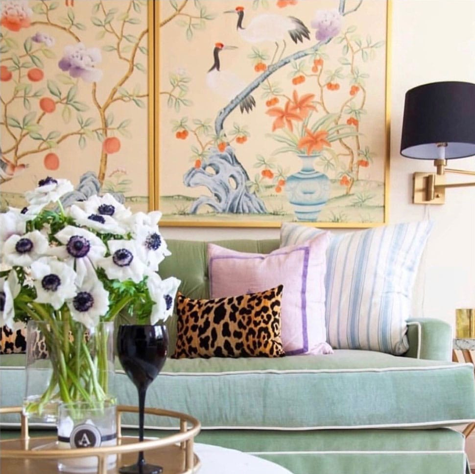 Beautiful living room image referenced in the Atlas Concorde USA blog from Society Social