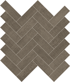 Fray Collection Tobacco Herringbone tile from Atlas Concorde USA - thumbnail
