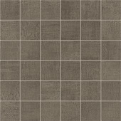 Fray Collection Tobacco Mosaic porcelain tile from Atlas Concorde USA - thumbnail