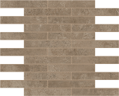 Exist Collection Brick Taupe cement-look porcelain tile from Atlas Concorde USA - sample