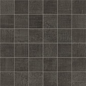 Fray Collection Black Mosaic porcelain tile from Atlas Concorde USA - thumbnail