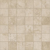 Exist Collection Grey cement-look porcelain tile in 2x2 mosaic from Atlas Concorde USA - sample