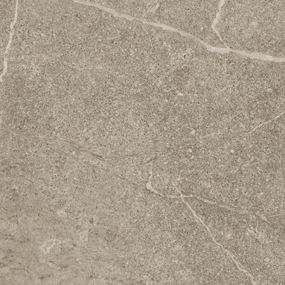 Marble and soapstone-look with Rooted Gray porcelain tile from Atlas Concorde USA - thumbnail