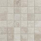 2x2 Mosaic pattern with Rift Chalk porcelain tile from Atlas Concorde USA-sample