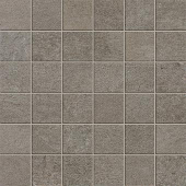 Native Collection East Bluestone stone-look porcelain tile in 2x2 mosaic from Atlas Concorde USA - sample