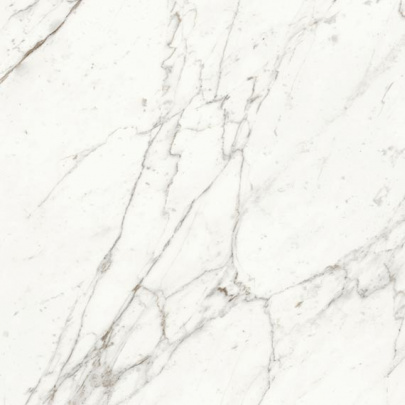 Trilogy Calacatta white marble-looking porcelain tile from Atlas Concorde USA - thumbnail