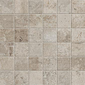 2x2 Mosaic pattern with Rift Gravel porcelain tile from Atlas Concorde USA-sample