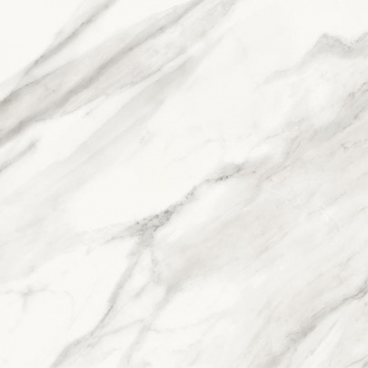 Trilogy Volakas Royal white marble-looking porcelain tile from Atlas Concorde USA - thumbnail