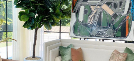 Beautiful living room image in the Atlas Concorde USA blog from Betsey Mosby