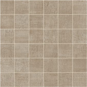 Fray Collection Taupe Mosaic porcelain tile from Atlas Concorde USA - thumbnail