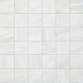 Eon Collection Eldorado marble-look porcelain tile in mosaic pattern from Atlas Concorde USA - Sample