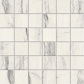 Liberty Collection New England marble-look porcelain tile in 2x2 mosaic from Atlas Concorde USA - sample